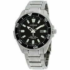 Citizen Eco-Drive Men's BN0200-56E Promaster Diver Luminous Titanium Watch