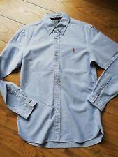 Para hombres Camisa Ralph Lauren Calce Ajustado Talla Mediana M