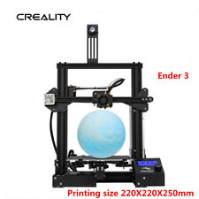 Used Creality Ender 3 3D Printer 220X220X250mm DC 24V