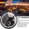 5.75''  5-3/4 Zoll LED Haupt Scheinwerfer Hi/Lo DRL Motorrad Für Harley Davidson