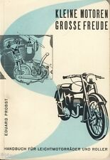 Probst Small Engines Manual Easy Motorbikes & Scooters EA 1951 Scooter