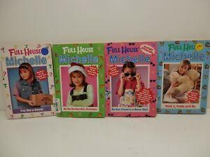 Full House Series Lot of 4 Books  Michelle Paperback