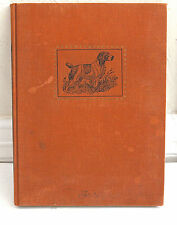 1954 THE DOG DICTIONARY FIRST EDITION WRITTEN & ILLUSTRATED BY EDWIN MEGARGEE