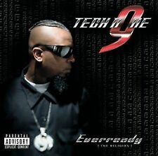 Everready [PA] by Tech N9ne (CD, Nov-2006, 2 Discs, Strange Music)