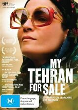 My Tehran For Sale - DVD ss Region 4 VG Condition