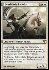 1x FOIL Silverblade Paladin Avacyn Restored MtG Magic White Rare 1 x1 Card Cards