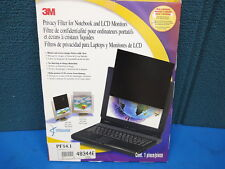 3M PF14.1 Privacy Filter for Notebook and LCD Monitors 14.1""