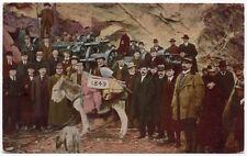 Postcard American Rotary Tunnel Machine & Development Co Denver Colorado~107062