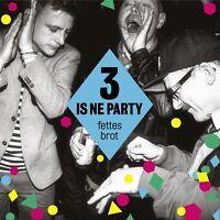 FETTES BROT - 3 IS NE PARTY (V.I.P.EDITION) 2 CD NEU