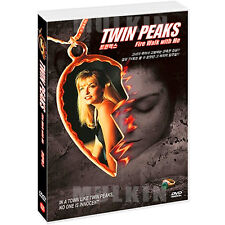 TWIN PEAKS : FIRE WALK WITH ME (1992) New Sealed DVD - Sheryl Lee, Ray Wise