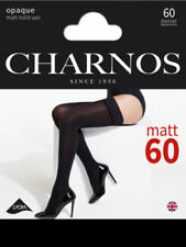 14338925b Charnos Black Tights for Women for sale