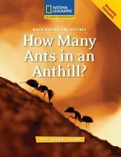 Reading Expeditions: How Many Ants In An Anthill?