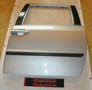 Fiat Ulysse 3 179 Original Schiebetür mit Türgriff links Fahrerseite Silber-685