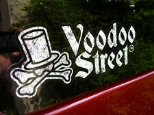 LARGE HOT ROD STICKER OLD SKOOL, T4, Bay, Splitscreen, Voodoo Street, quality!