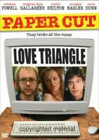 Paper Cut (DVD, 2007) Justin Shilton, Morgan Nagler, Patrick Tovatt, Nora Dunn
