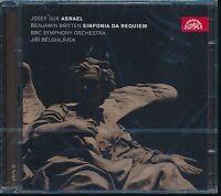 Josef Suk Asrael Sinfonia da Requiem BBC Symphony Orchestra CD NEW Belohlavek