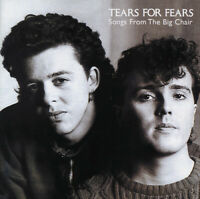 Tears for Fears : Songs from the Big Chair CD (2014) ***NEW*** Amazing Value