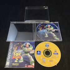 New listing Toy Story 2: Buzz Lightyear to the Rescue!, Complete in Case w/ Protector, Ps1