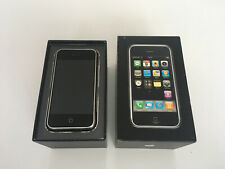 Old Stock Apple iPhone 2g 8gb 1st Generation - Collectors - Rare iOS3 3.1.3