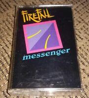 Firefall : MESSENGER factory sealed brand new old stock album Cassette Tape
