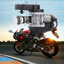 Nuevo 49cc Minimoto 2-Stroke Se adapta a Scooters de Gas Pocket Bike Chopper