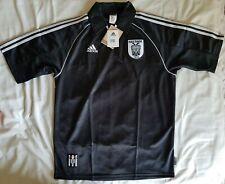 PAOK FC 2000 - 2001 away football shirt soccer jersey, Adidas, Size M, BNWT