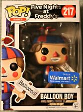 BALLOON BOY #217 Five Nights At Freddy's Funko Pop WALMART EXCLUSIVE!