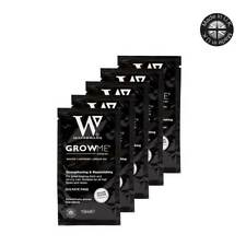 Watermans Sachet x 5 - Travel Shampoo - Watermans Grow Me Sample 15ml
