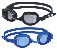 BECO Schwimmbrille Macao schwarz / blau NEU/OVP Taucherbrille