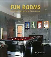 NEW Fun Rooms: Home Theaters, Music Studios, Game Rooms, and More