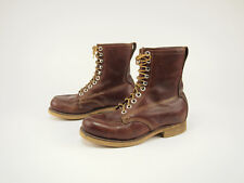 1960s PENNEY'S FOREMOST Vintage Insulated 8'' Hunting Sport Boots 7.5 EE !!