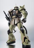 ROBOT SPIRITS SIDE MS MS-06 ZAKU II Ver A.N.I.M.E. Real Type Color Figure BANDAI