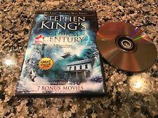Stephen Kings Storm Of The Century DVD! Echo Bridge 2014 8 Horror Films!