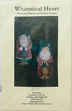 New ListingPam Grady Christmas Tole Painting Pattern Packet New England St. Nick Mittens