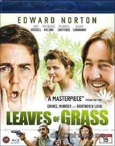 Leaves of Grass  Blu Ray (Region B locked)