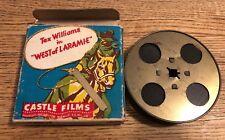 Tex Williams West Of Laramie 16mm Film