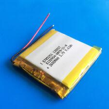 3.7V 2600mAh Li Po Polymer Battery 785251 for Camera PC PSP DVD GPS PAD TV box