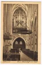 Ansichtkaart Deutschland Duitsland : Halberstadt Dom (b011)