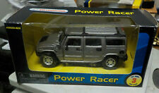NIB KID CONNECTION  20004 GRAY HUMMER 1:36 SCALE