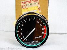 Kawasaki NOS NEW  25015-1031 Tachometer Gauge X1000RPM KZ KZ550 LTD 1980-83