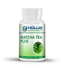 Matcha Tea Plus 120 Extra Strength Green Tea Capsules Four Months Supply
