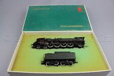 Y490 Fulgurex train Ho rare locomotive vapeur Olympia SNCF 241 P9 + Tender 34 P7