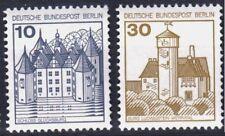 Berlin Nr. 532 + 534 A II postfrisch / **, B+S LETTERSET (50060)