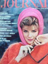 Ladies' Home Journal Magazine Clark Gable September 1961 100317NONRH
