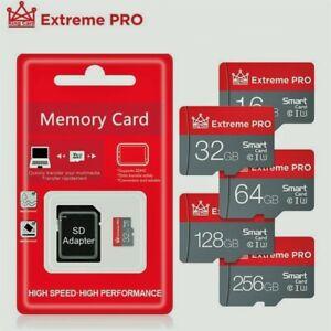High Speed Micro SD memory cards 16/32/64/128/256/512GB Class 10 lot TF SD Card