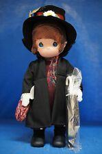 "Mary Poppins Chim Cha Roo 16"" Doll Disney Parks Precious Moments 4918 Signed"