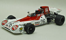 Exoto Grand Prix 1:18 'LUCKY STRIKE' Tyrrell FORD 003 Winner South Africa GP '73