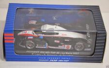 1) IXO 1:43 - Peugeot 908 HDI FAP # 8 Le Mans 2007 Lamy S.Sarrazin S.Bourdais #