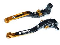 Yamaha YZF R1 2009-2014 Set Leve Freno e Frizione Estensione Pieghevole Gara