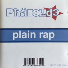THE PHARCYDE - PLAiN RAP - HiP HOP CD ALBUM - 2000 - DELiCiOUS ViNYL